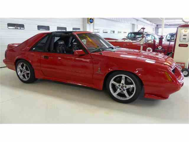 Picture of 1986 Ford Mustang - M23D
