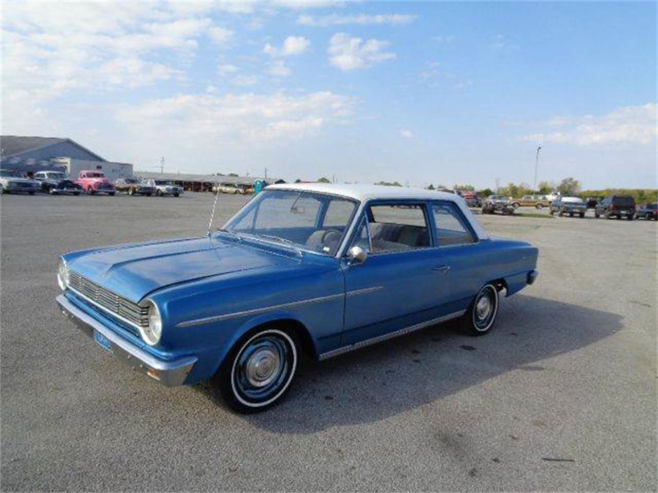 Large Picture of '64 Rambler American located in Illinois Offered by Country Classic Cars - M23F