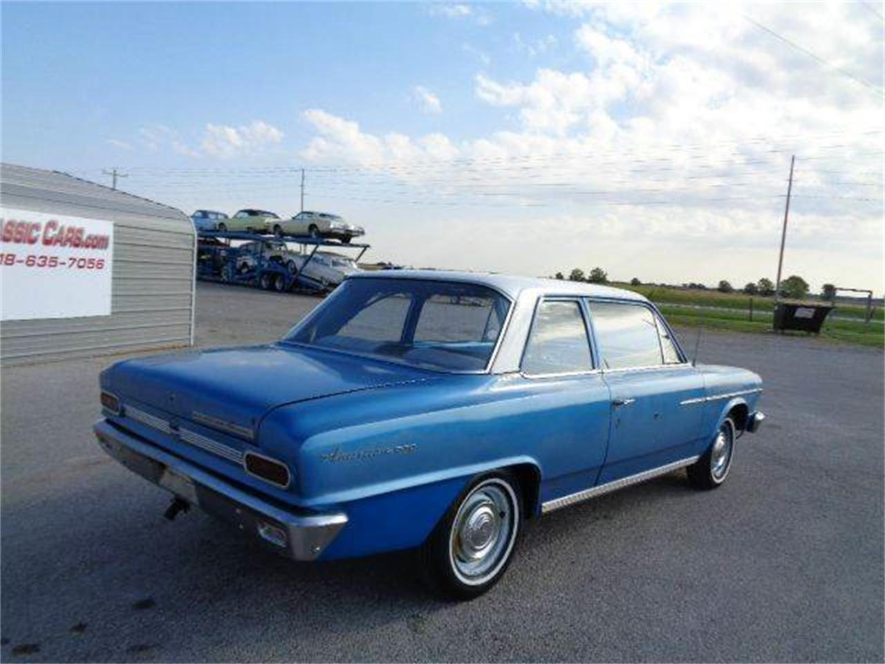 Large Picture of '64 American located in Illinois Offered by Country Classic Cars - M23F