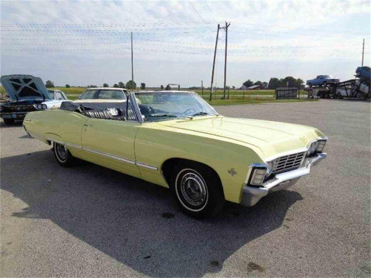 1967 chevrolet impala for sale cc 1029151. Black Bedroom Furniture Sets. Home Design Ideas