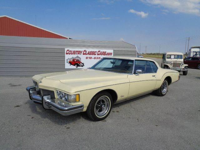 Picture of '73 Riviera - M23K