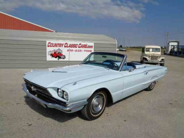 Picture of '66 Thunderbird - M23L