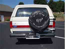 Picture of 1987 Ford Bronco located in North Carolina Auction Vehicle - LVQS
