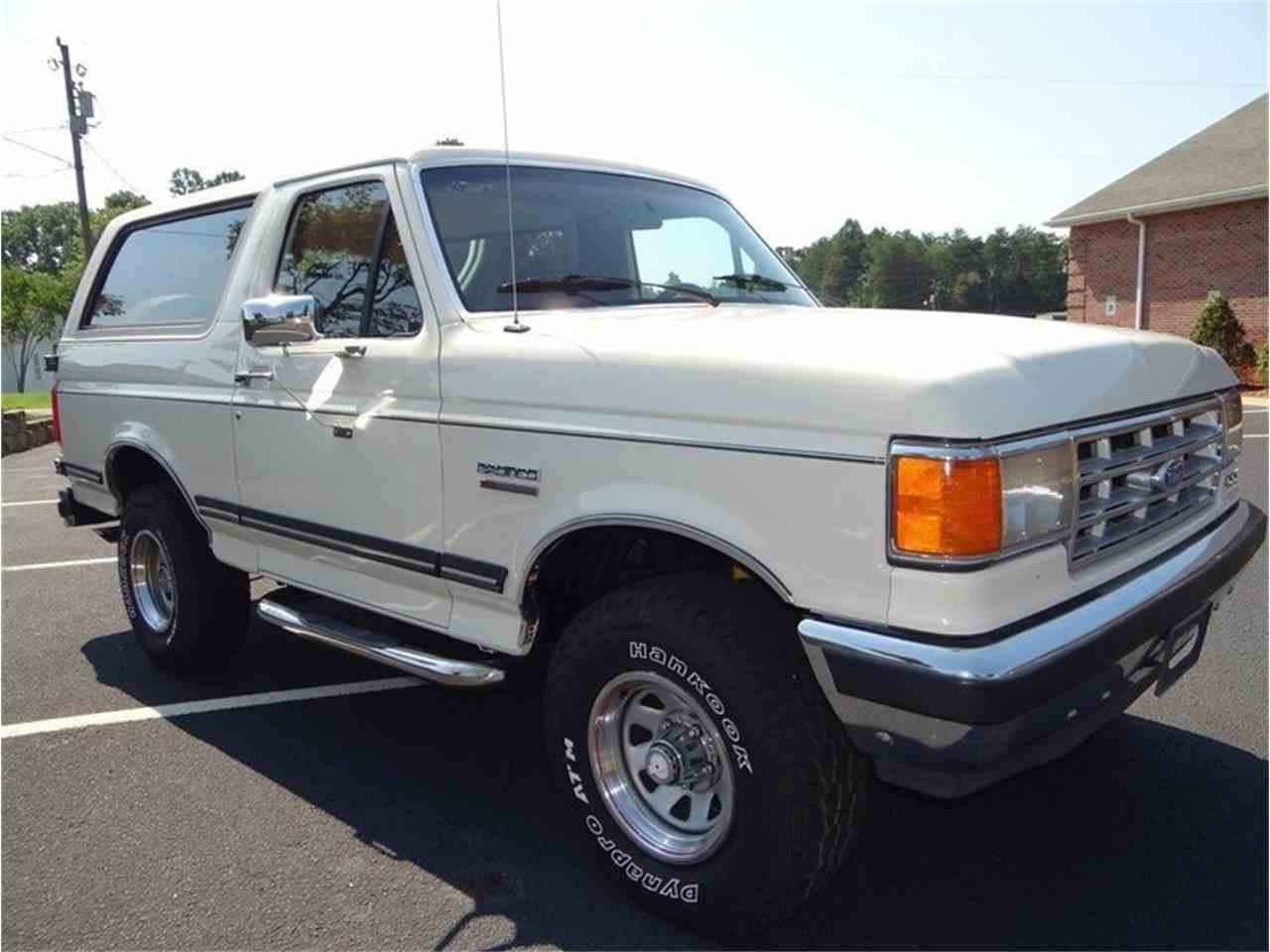 Large Picture of 1987 Ford Bronco located in Greensboro North Carolina Offered by GAA Classic Cars Auctions - LVQS