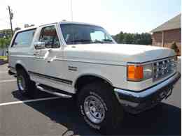 Picture of '87 Ford Bronco Auction Vehicle - LVQS