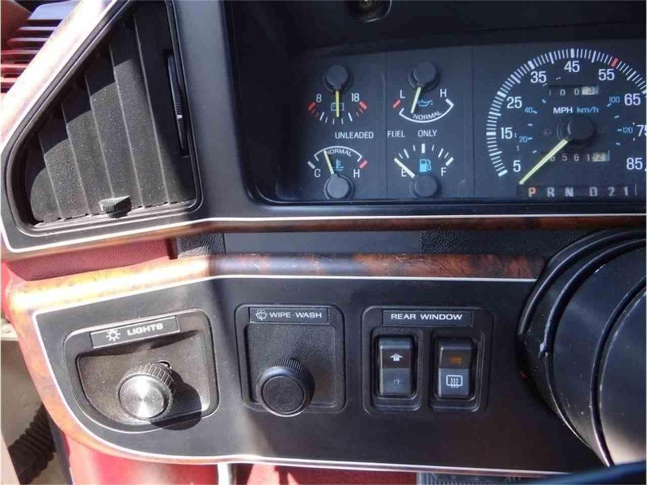 Large Picture of '87 Bronco Auction Vehicle - LVQS