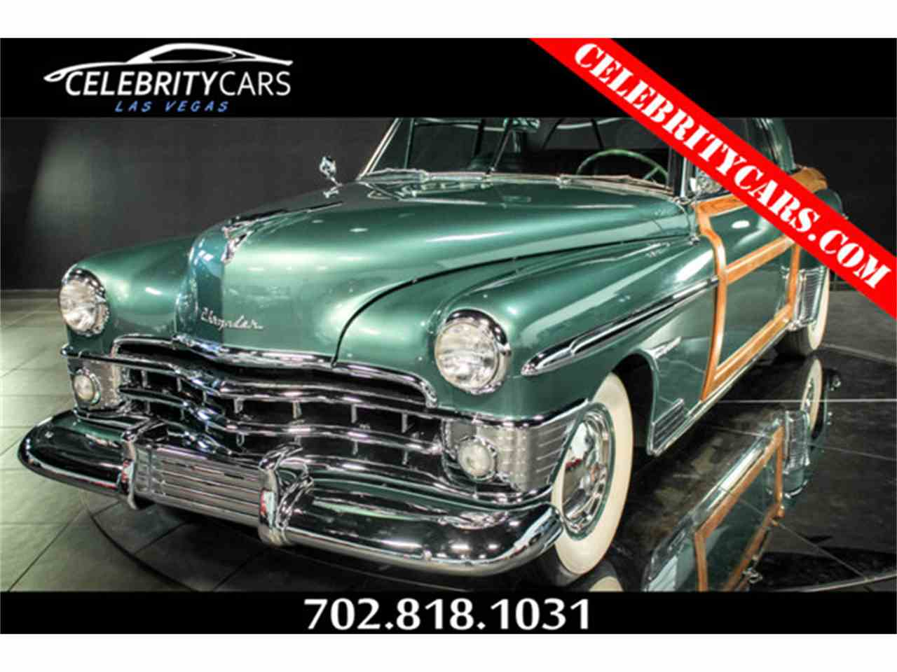 Large Picture of Classic '50 Chrysler Town & Country located in Las Vegas Nevada - $58,750.00 - LVQU
