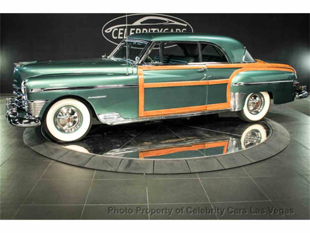 Large Picture of Classic '50 Chrysler Town & Country - $58,750.00 - LVQU