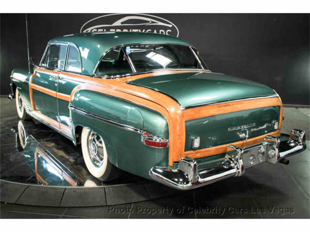 Large Picture of Classic '50 Chrysler Town & Country located in Nevada Offered by Celebrity Cars Las Vegas - LVQU