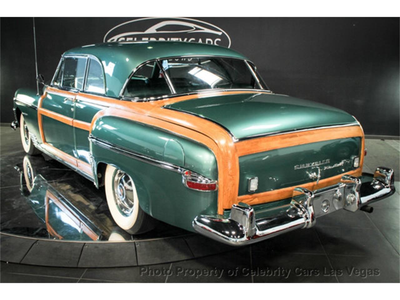 Large Picture of Classic 1950 Chrysler Town & Country Offered by Celebrity Cars Las Vegas - LVQU