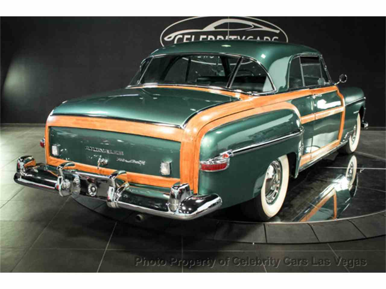Large Picture of Classic '50 Chrysler Town & Country located in Las Vegas Nevada - $58,750.00 Offered by Celebrity Cars Las Vegas - LVQU