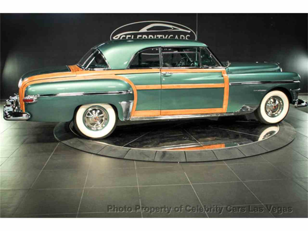 Large Picture of '50 Town & Country Offered by Celebrity Cars Las Vegas - LVQU