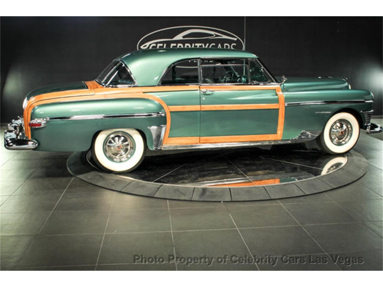 Large Picture of Classic '50 Chrysler Town & Country - LVQU