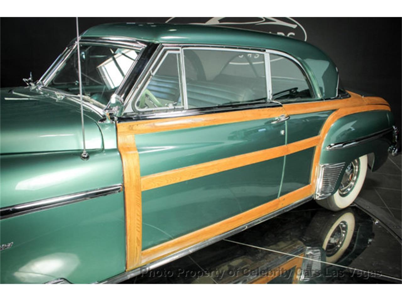 Large Picture of 1950 Chrysler Town & Country located in Las Vegas Nevada - LVQU