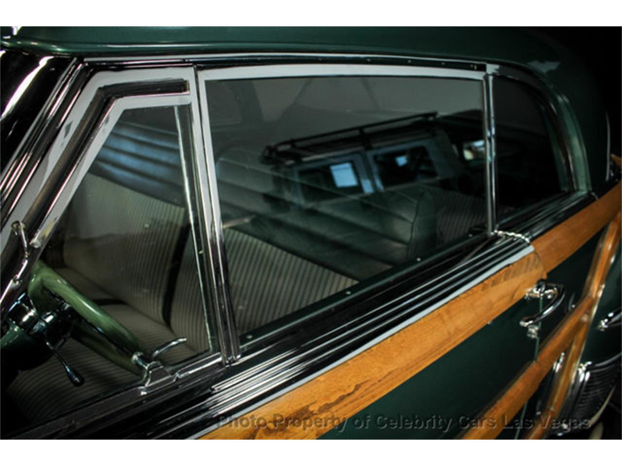 Large Picture of Classic 1950 Chrysler Town & Country located in Las Vegas Nevada - $58,750.00 Offered by Celebrity Cars Las Vegas - LVQU