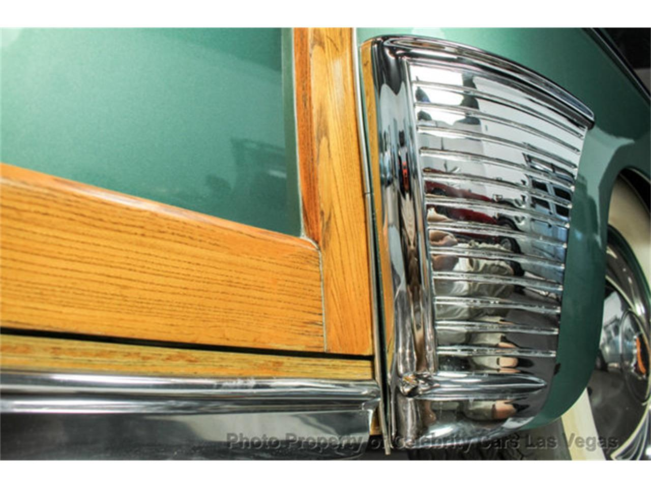 Large Picture of Classic '50 Chrysler Town & Country - $58,750.00 Offered by Celebrity Cars Las Vegas - LVQU