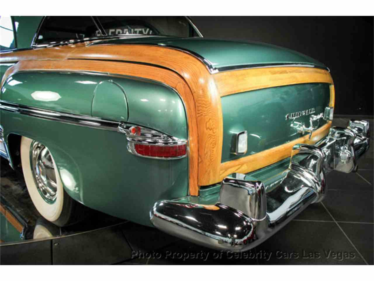 Large Picture of '50 Chrysler Town & Country - $58,750.00 Offered by Celebrity Cars Las Vegas - LVQU