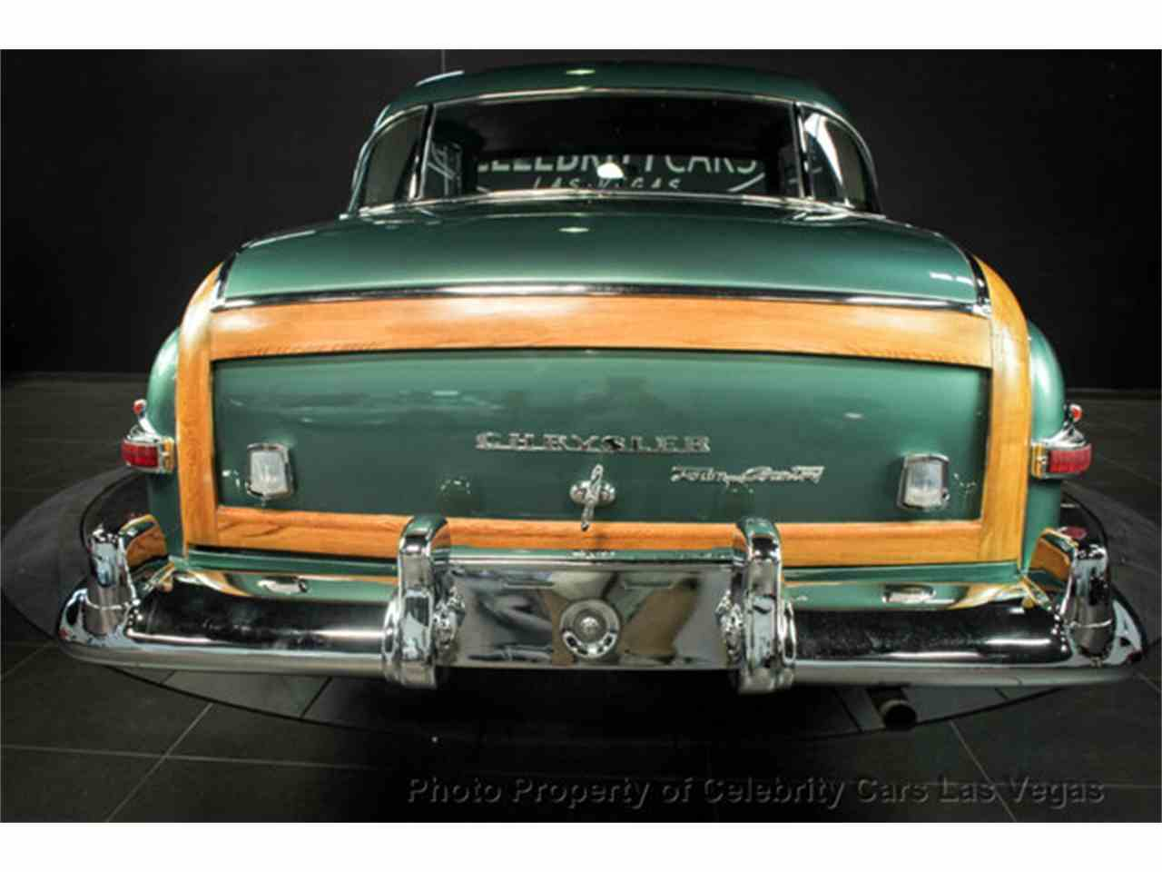 Large Picture of 1950 Chrysler Town & Country - $58,750.00 Offered by Celebrity Cars Las Vegas - LVQU