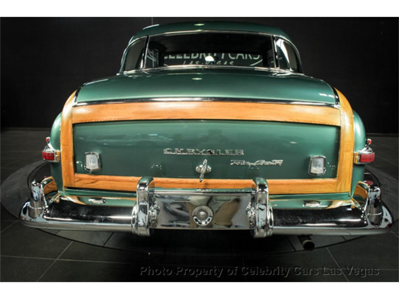 Large Picture of Classic 1950 Town & Country located in Nevada Offered by Celebrity Cars Las Vegas - LVQU