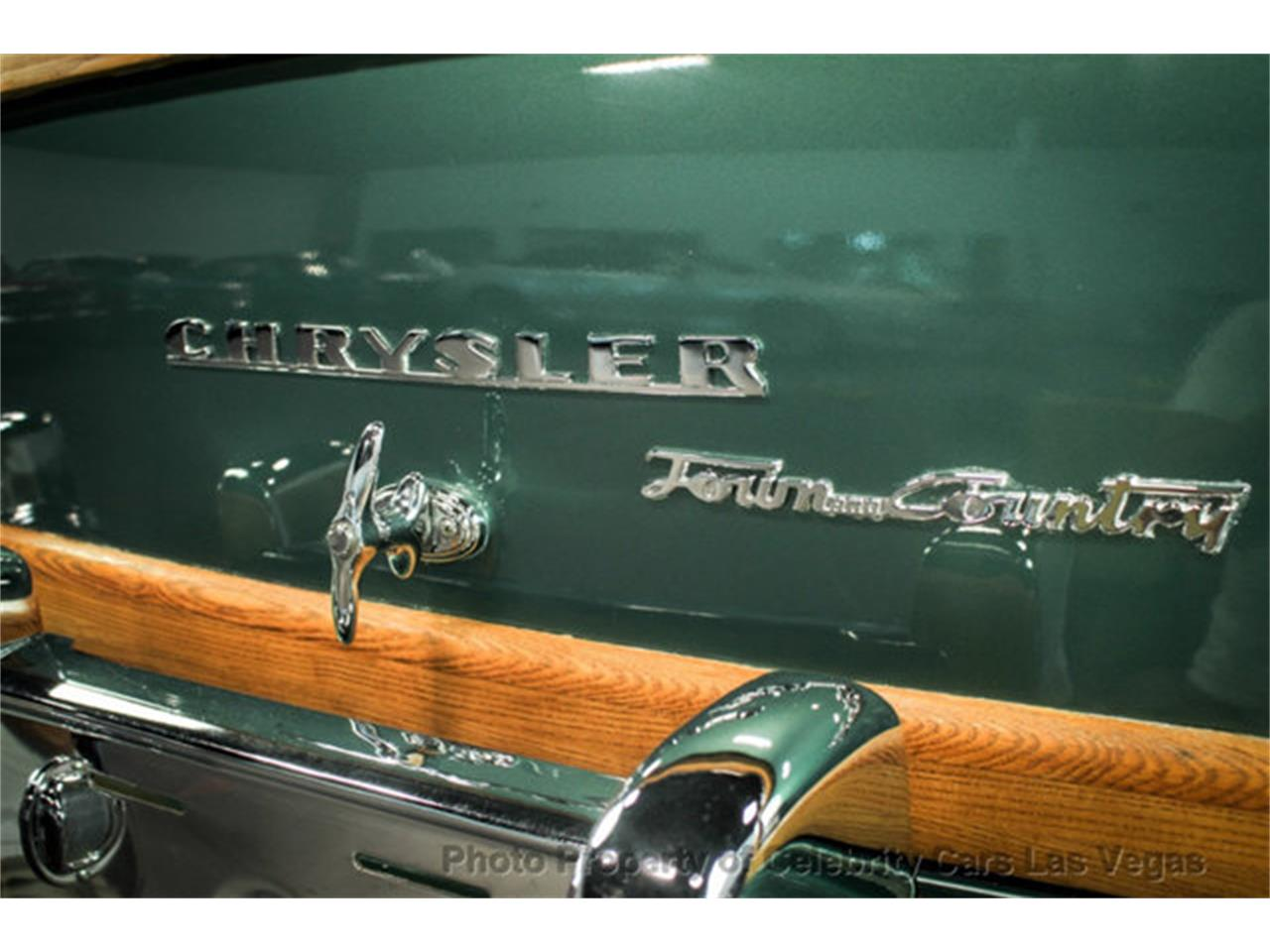 Large Picture of Classic 1950 Town & Country - $58,750.00 Offered by Celebrity Cars Las Vegas - LVQU