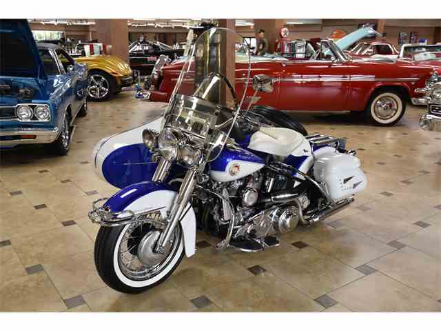 Picture of 1957 Harley-Davidson FLH Offered by  - M24L