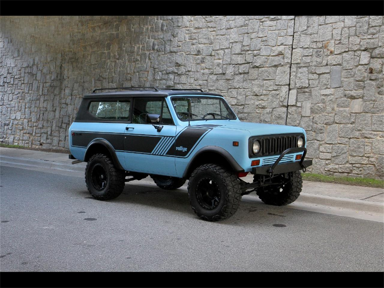 Large Picture Of 1973 International Harvester Scout Ii 42900 00 M25p