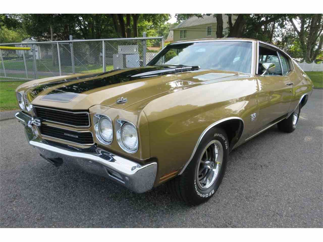 Large Picture of '70 Chevelle - LVQZ