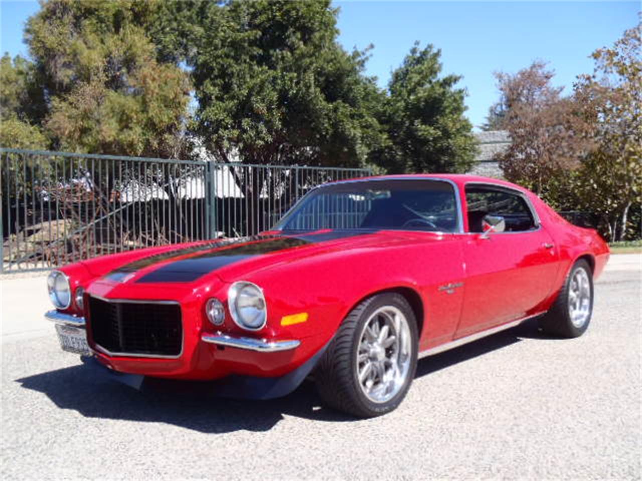 1973 Chevrolet Camaro Rs For Sale Classiccars Com Cc