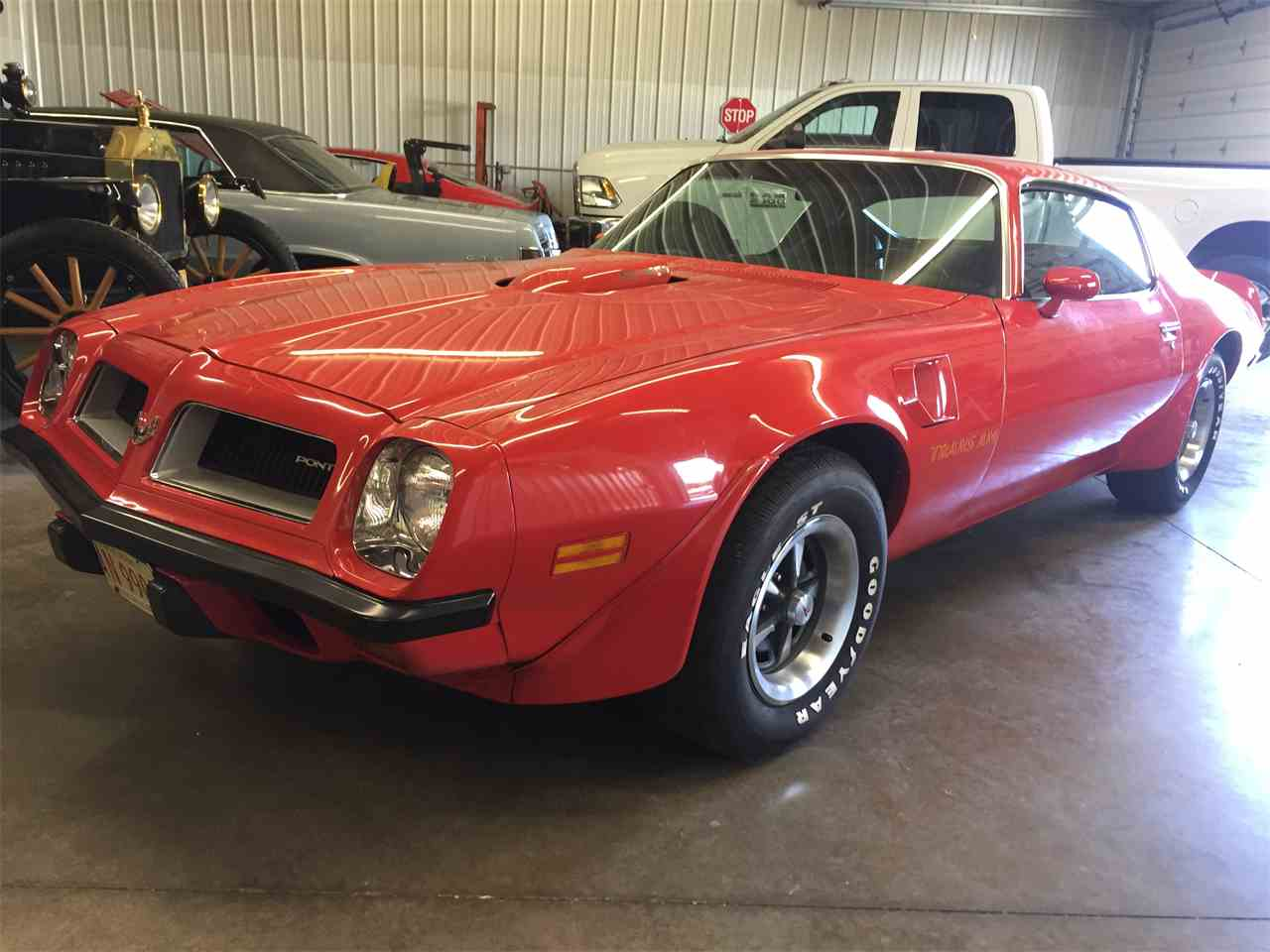 Large Picture of '74 Firebird Trans Am - M28Y
