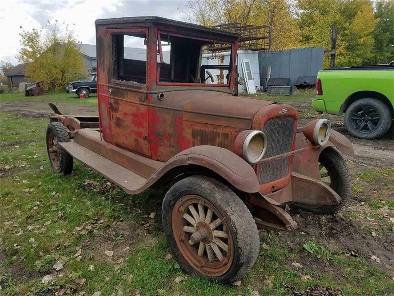 1925 Chevrolet 1 Ton Pickup for Sale   ClassicCars.com   CC-1029350