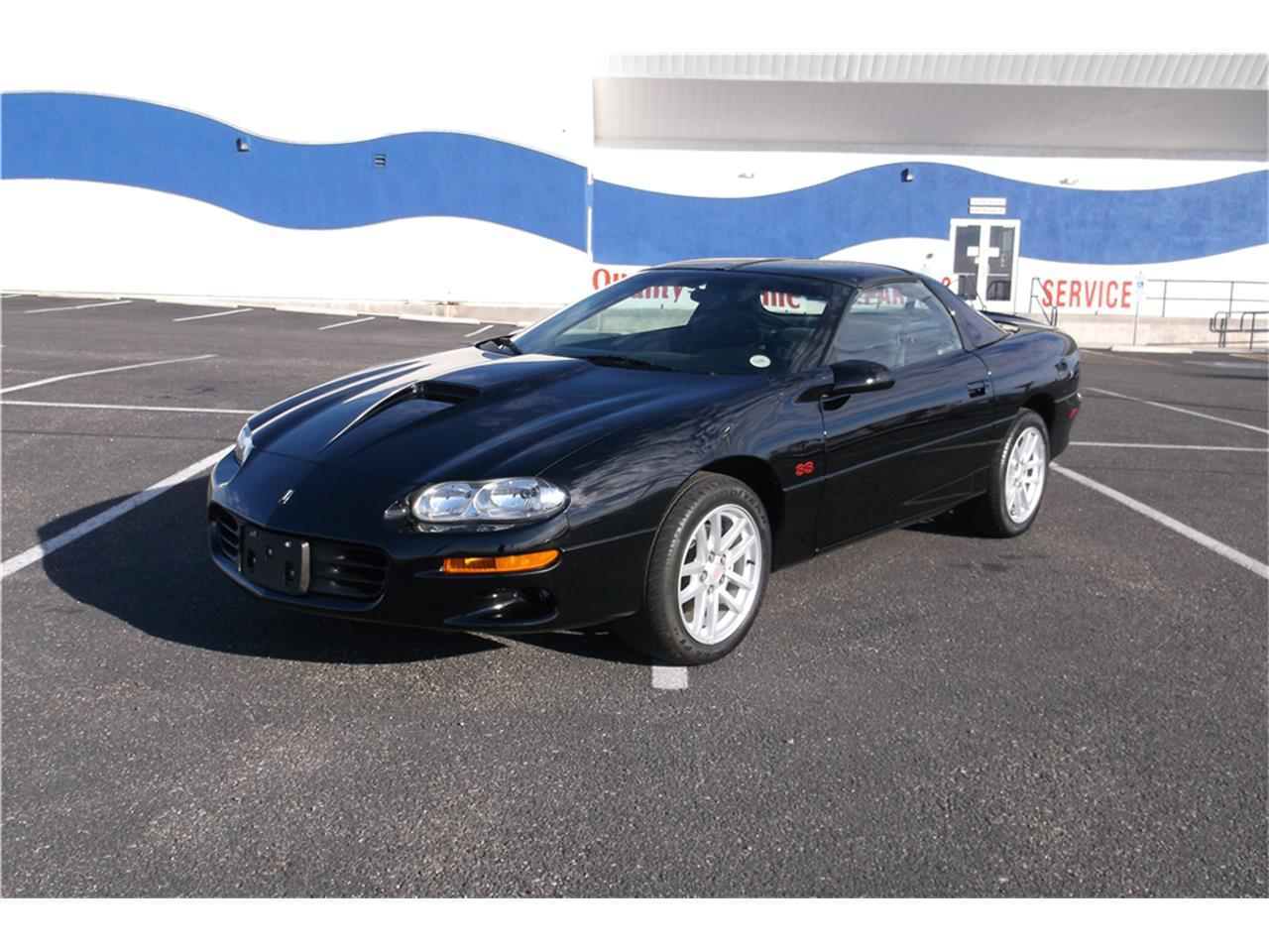 2001 chevrolet camaro ss for sale cc 1029380. Black Bedroom Furniture Sets. Home Design Ideas