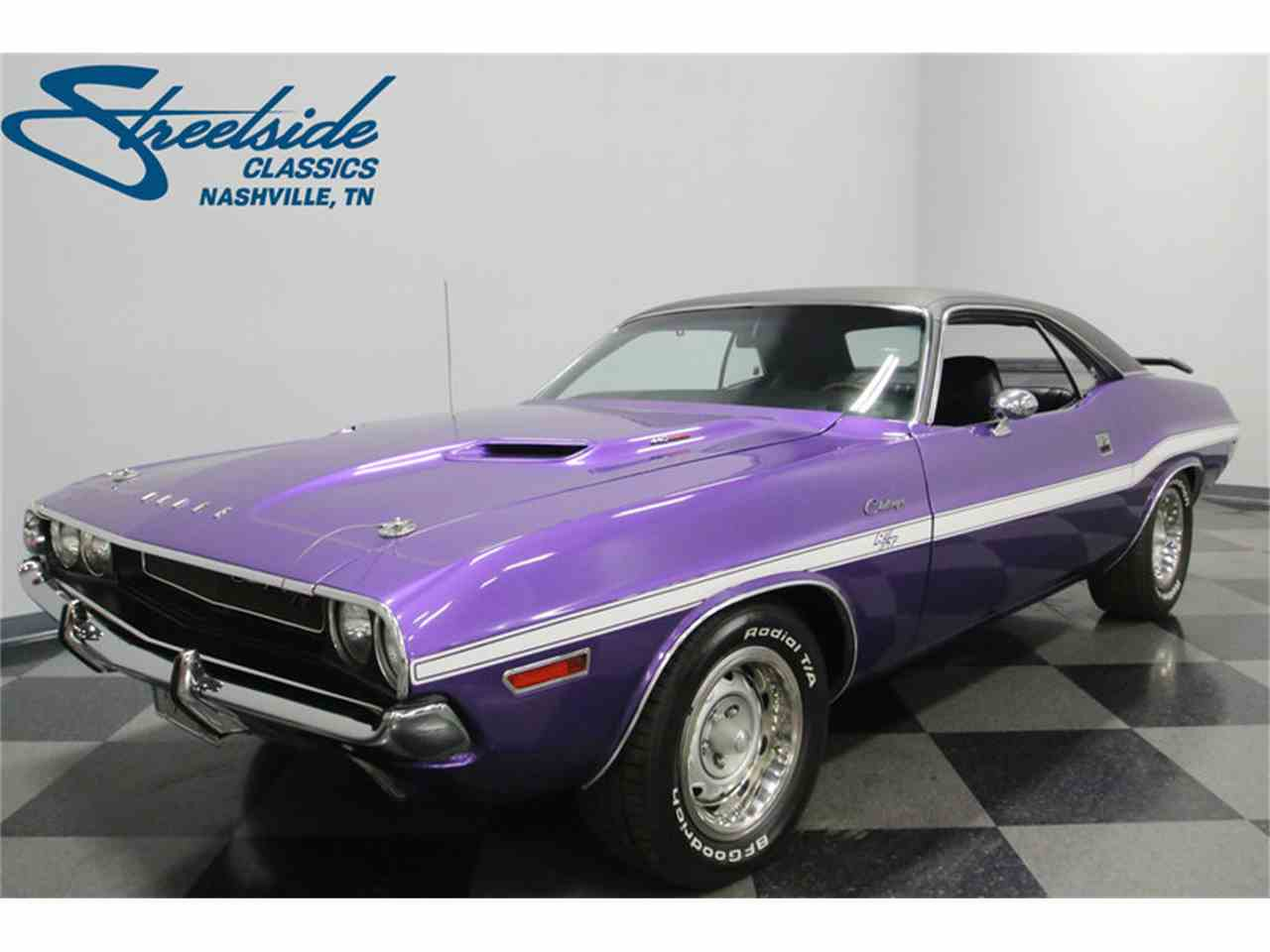 Large Picture of 1970 Challenger R/T located in Tennessee Offered by Streetside Classics - Nashville - M29Z