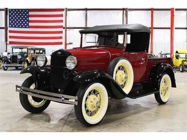 Picture of '31 Model A - M2BS