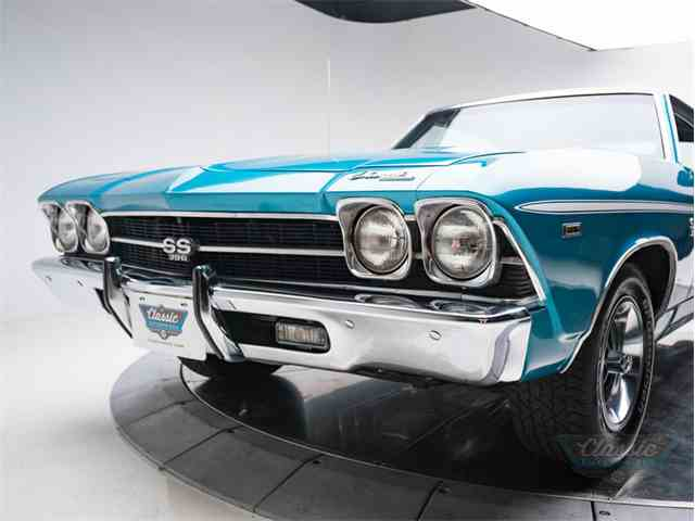 Picture of '69 Chevelle SS - M2DU