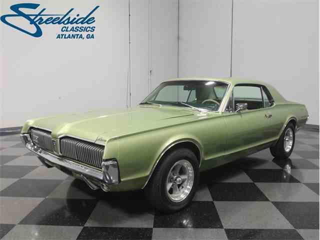 Picture of Classic '67 Mercury Cougar - $18,995.00 - M2EK