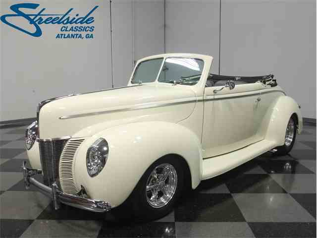 Picture of 1940 Ford Cabriolet located in Lithia Springs Georgia - M2G3
