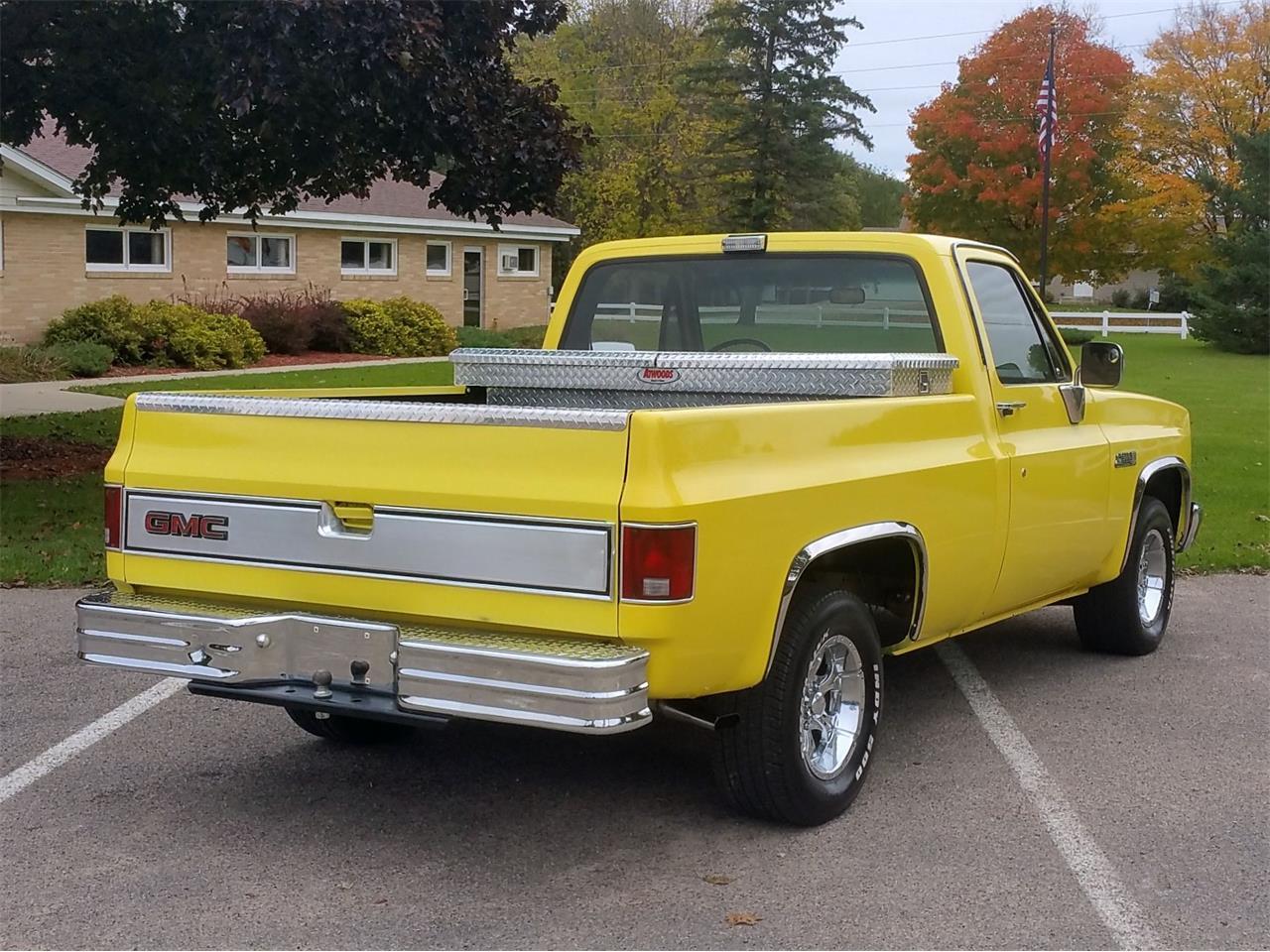 1984 GMC Sierra for Sale | ClassicCars.com | CC-1029672