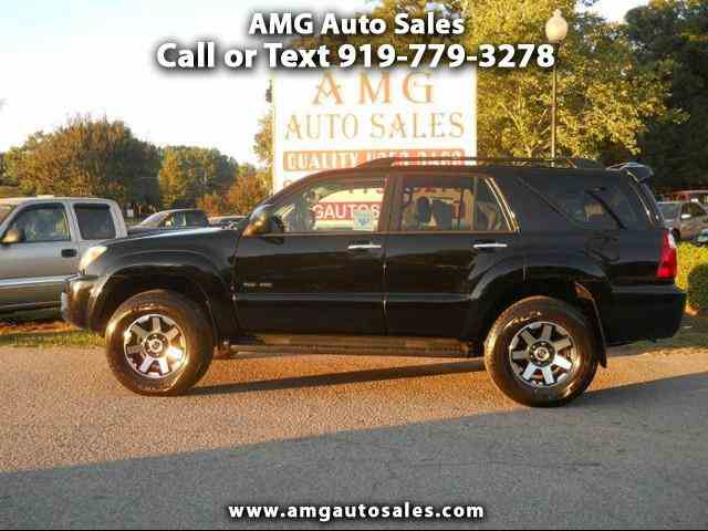 Picture of '08 4Runner - M2IH