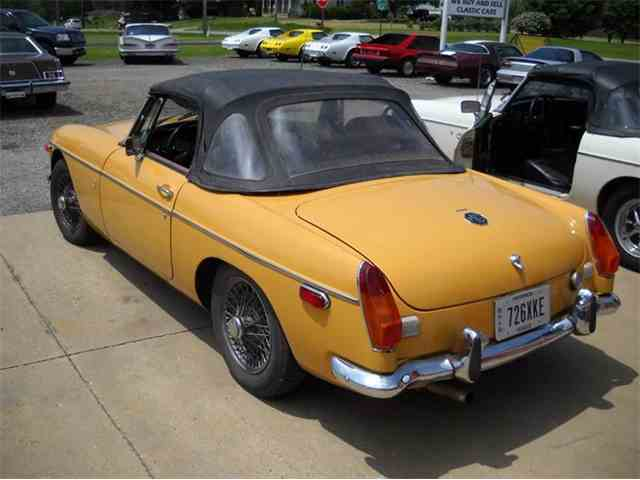 Picture of '74 MGB - M2J6