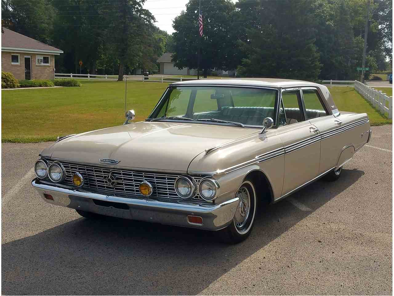 1962 ford galaxie 500 for sale cc 1020972. Black Bedroom Furniture Sets. Home Design Ideas