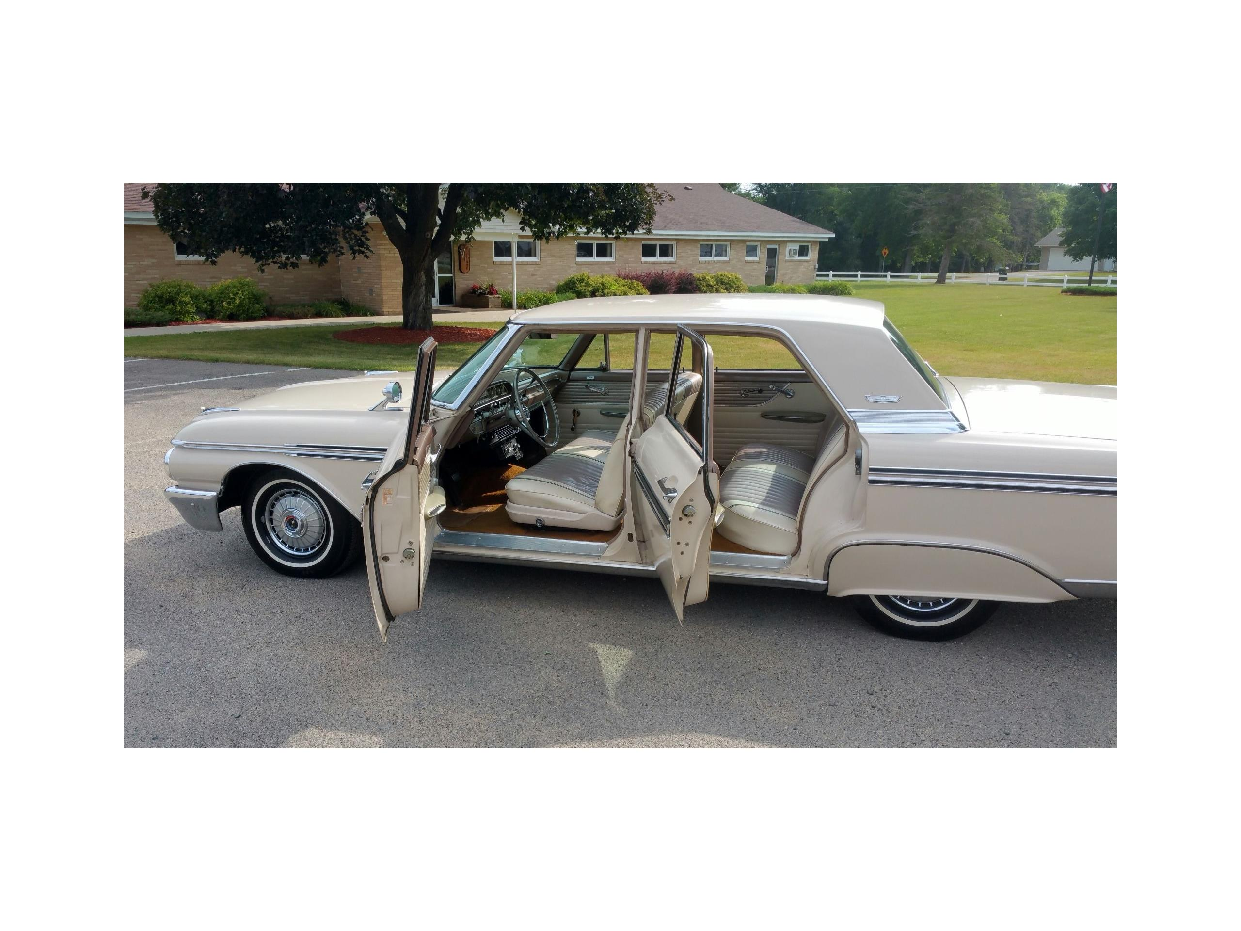 Large Picture of '62 Galaxie 500 - LVSC
