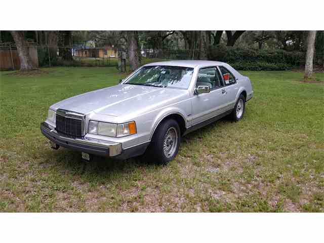 Picture of 1991 Lincoln Mark VII located in Kissimmee FLORIDA Offered by a Private Seller - M2JQ