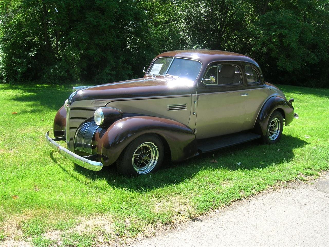 Large Picture of Classic '39 Pontiac Coupe located in Washington - M2K3