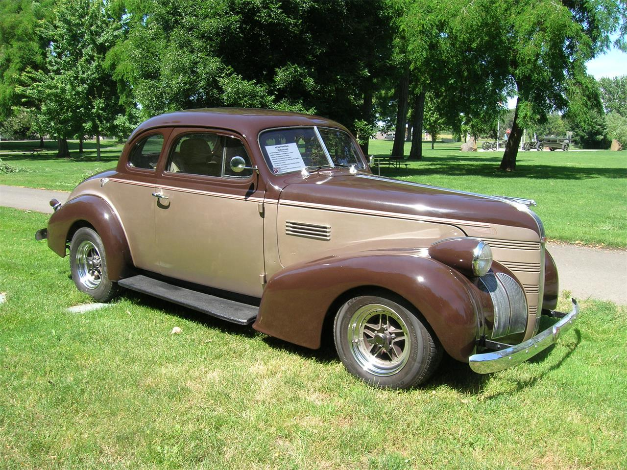 Large Picture of Classic 1939 Coupe located in Washington - $24,500.00 - M2K3