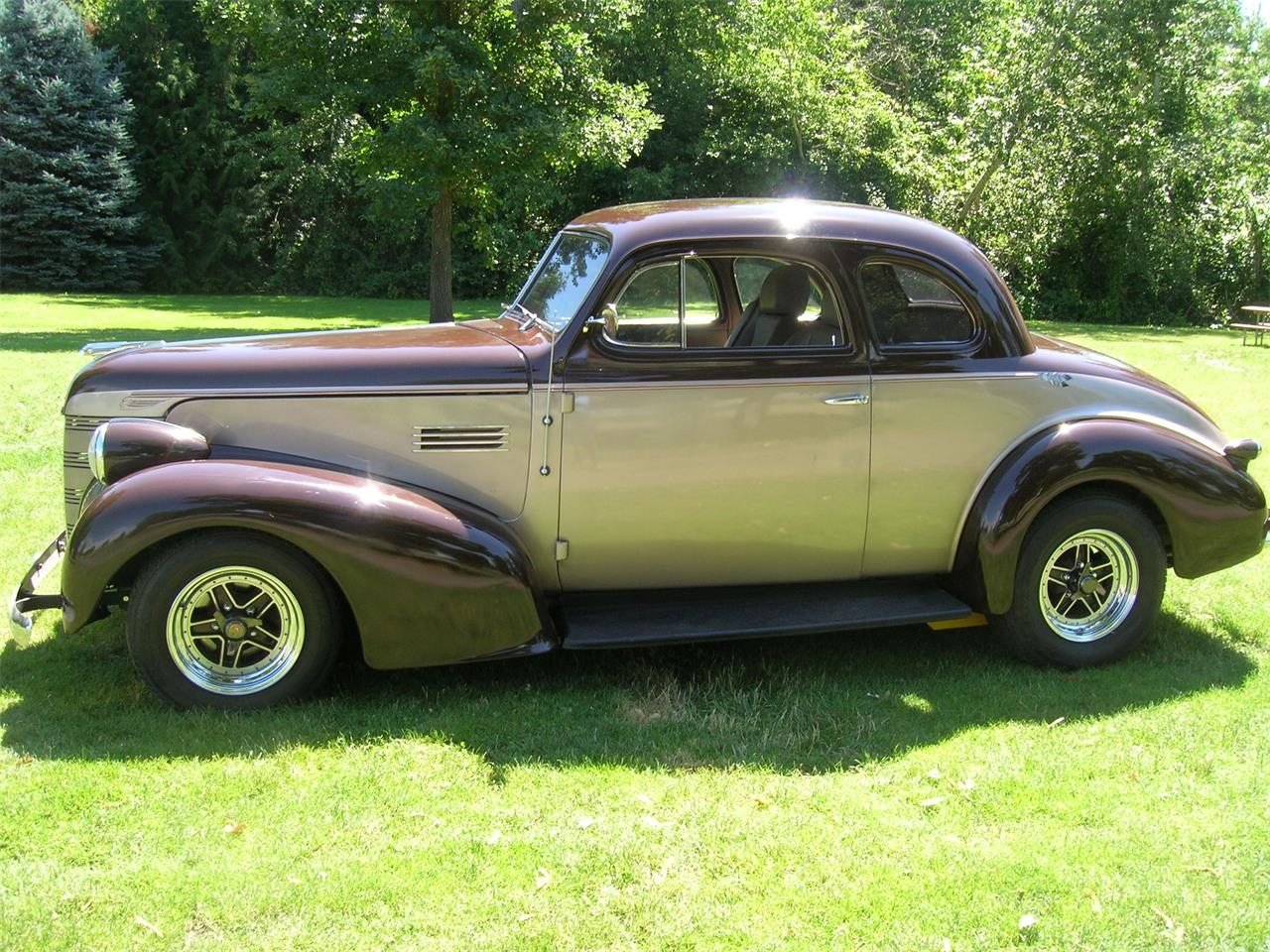 Large Picture of Classic 1939 Coupe - M2K3