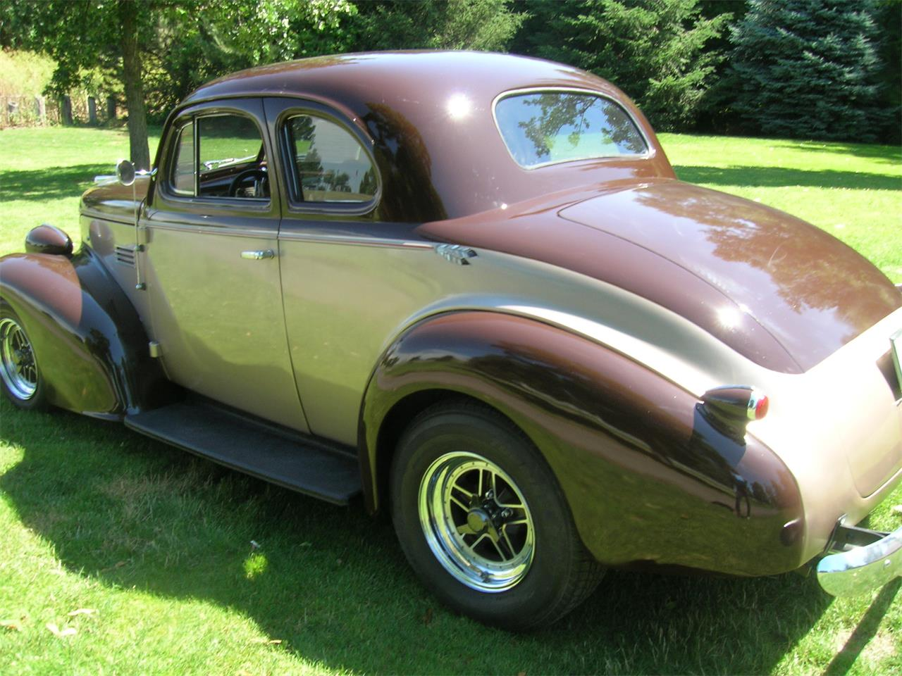 Large Picture of Classic '39 Pontiac Coupe located in College Place Washington - M2K3