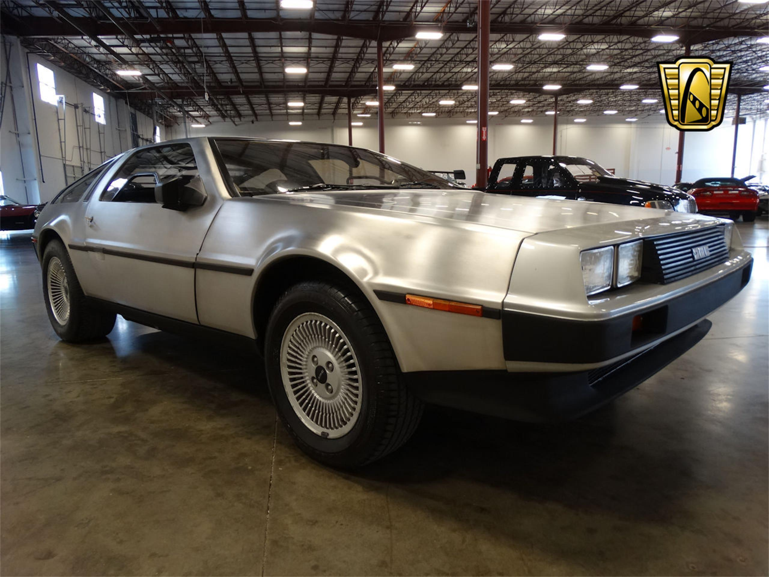 Large Picture of '81 DMC-12 - M2L4