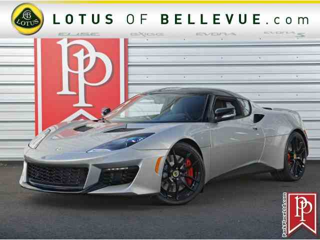 Picture of '17 Evora - M2L9
