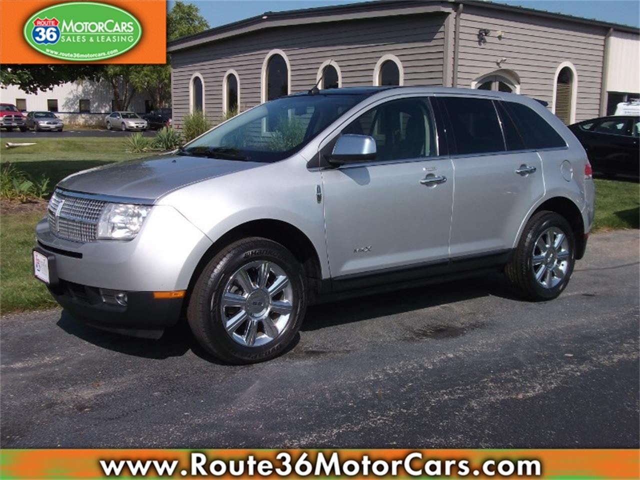 Large Picture of '09 MKX - LVSJ