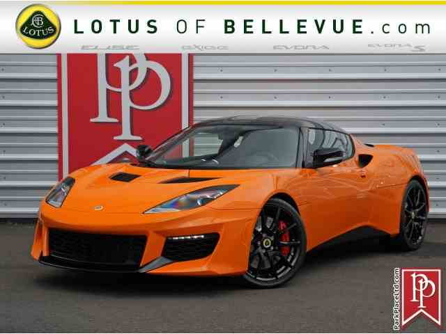 Picture of '17 Evora - M2LD
